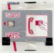 Luxembourg - P&T - Service 0800 - 07.1991, SC6, 50Units, 50.000ex, NSB - Luxemburg