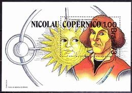 Brasilien 1973, Copernico, Blockausgabe - Brasilien