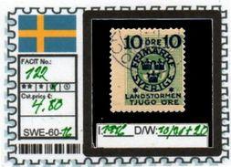 EUROPE:SWEDEN #CLASSIC#1870># (SWE-60-1) (16) - Oblitérés