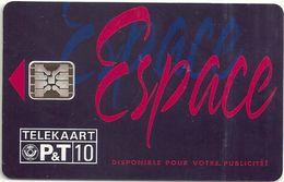 Luxembourg - P&T - Espace Pub - 12.1993, SC5 SB, 10Units, 7.500ex, Mint (check Photos!) - Luxembourg