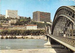 Lyon Et Caluire Pont De La Boucle Et Saint Clair Et Croix Rousse Cim 164 - Lyon