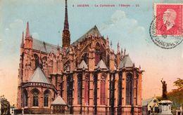 AMIENS - La Cathédrale - L'Abside - Amiens