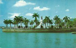 Republica De Panama, Panama, La Estatua De Vasco Nunez De Balboa, The Statue Of Vasco Nunez De Balboa - Panama