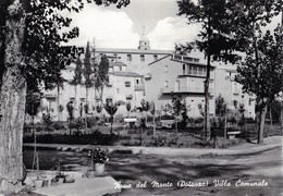 RUVO DEL MONTE (PZ) - VILLA COMUNALE  - F/G - V: 1966 - Altre Città
