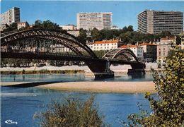 Lyon Et Caluire Pont De La Boucle Et Saint Clair Et Croix Rousse Cim 610 - Lyon