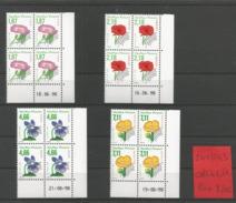 PREOBLITERES   240/243  Neuf Xx   Cote  42,50 - 1989-....
