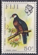 Fidschi-Inseln Fiji 1971 Tiere Fauna Animals Vögel Birds Tauben Doves, Mi. 289 ** - Fiji (1970-...)