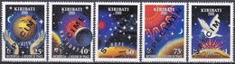 Kiribati 2000 Geschichte History Jahrtausendwende Millenium Frieden Peace Tauben Doves, Mi. 814-8 ** SPECIMEN - Kiribati (1979-...)