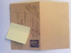 Carte Lettre Pré Affranchie, 1938 - Autres