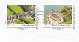 Viaduc De Chaumont Eglise De Champaubert Des Bois - France