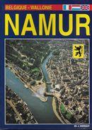 NAMUR ..-- 96 Pages Illustrées Par J. HIERNAUX . - Namur