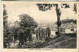 Novi Ligure. Il Panorama, 1915 - Lot.1353 - Alessandria