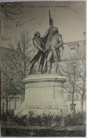 PARIS Lafayette Et Washington - Statues