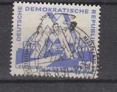 Deutschland DDR   Gestempelt   283 Messe Leipzig 1951 Katalog  23,00 - DDR