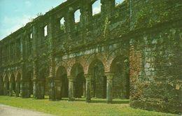 Republica De Panama, Portobelo, Las Ruinas Del Edificio De La Aduana, The Ruins Of The Custom's House - Panama