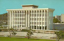 Panama, Edificio De La Facultad De Derecho Y Ciencias Politicas, Building Of The Faculty Of Law And Political Sciences - Panama