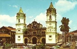 Republica De Panama, Panama, La Catedral, The Cathedral, La Cathedrale, Der Dom - Panama