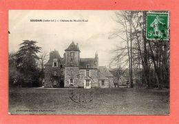 SOUDAN   CHATEAUBRIANT  CHATEAU  DU  MOULI  ROUL   An:  Vers 1920  Etat: TB   Edit: Lacroix - France