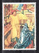 Belgio   -  1979. Leggenda Di Beatrice .Tappezzeria Chiesa  Notre -Dame Du Sablon. Bruxelles - Religious