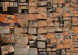 Lot Monde (dt France Et Colonies) - Timbres Anciens Et Lettres (taxée, Censure ...) - 140 Photos Et Départ 1 Euro !!! - Stamps