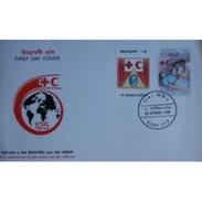 2 Enveloppes Premier Jour, Bengladesh, 1988 - Bangladesh