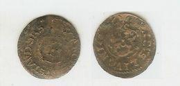Livonia (Latvia, Estonia): Solidus / Schilling 1657 Swedish Occupation Charles X Gustavo King Of Sweden - Lettland