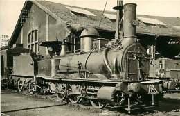 060118 - PHOTO VILAIN - 64 BAYONNE 631 - Chemin Fer Train Locomotive Gare - Bayonne