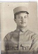 MILITAIRE   PHOTO  D'IDENTITE  1915    4X3CM - Guerre, Militaire