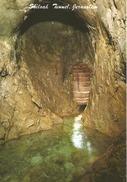 THE SHILOAH TUNNEL, JERUSALEM.  (scan Verso) - Palestine