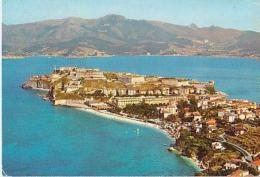 Isola D'Elba Porto Ferraio   H1392        Dall'aereo - Italia