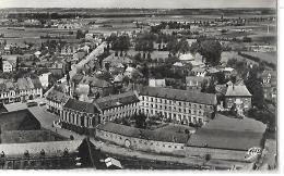AIRE SUR LA LYS - L'Hospice Depuis La Tour De La Collégiale - 1518 CAP - Aire Sur La Lys