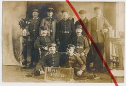 PostCard - Original Foto - Darmstadt - 1915 - Soldaten - Darmstadt