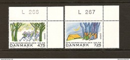"""DINAMARCA/ DENMARK/ DÄNEMARK/ DANIMARCA -EUROPA  2007-""""EXPLORADORES - A CENTENARY SCOUT -EUROPA-CEPT""""- SERIE 2 V. - 2007"""