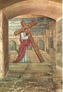 Lithostrotos.  Mosaique. (scan Verso) - Jordanie