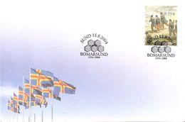 Åland Aland 2004 150th Anniversary Of The Destruction Of The Fortress Bomarsund  Mi  239 Spec. Cancellation - Aland