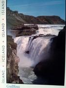 Cartes Postales  Europe  Islande Gullfoss - Iceland