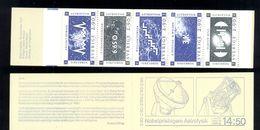 SWEDEN SUEDE * COMPLETE BOOKLET / CARNET 5v YEAR 1987 * NOBEL PRICE ASTROPHYSICS * MNH - 1981-..