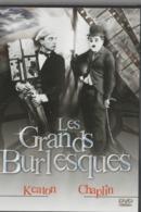 DVD Les Grand Classiques KEATON CHAPLIN ( TTB état Port 110 Gr) - Classic