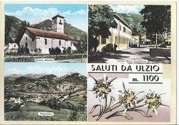 Saluti Da Oulx - Ulzio - Torino - H3751 - Altre Città