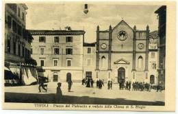 S.797.  TIVOLI - Piazza Del Plebiscito... - Tivoli