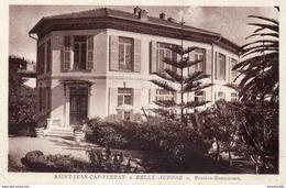 """SAINT JEAN CAP FERRAT - Pension Restaurant """"Belle Aurore"""" - Saint-Jean-Cap-Ferrat"""