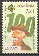 Rumänien  (2007)  Mi.Nr.  6191  Gest. / Used  (1eo04)  EUROPA - 1948-.... Repúblicas