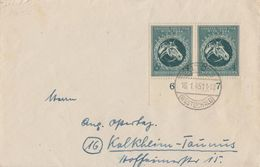 DR Brief Mef Minr.2x 900 UR 16.1.45 - Briefe U. Dokumente