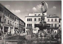 Fano - Fontana Della Fortuna - H3759 - Fano