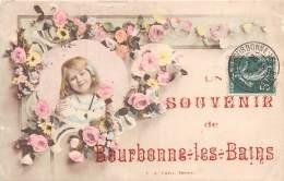 52 - HAUTE MARNE / Bourbonne Les Bains - 52902 - Carte Souvenir - Bourbonne Les Bains