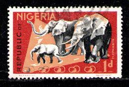 NIGERIA 1969 - From Set Used (perf. 13.5 X 14) - Nigeria (1961-...)