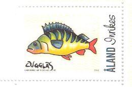 Aland 2012 My Stamp, Fish, Perch; Painting By Caroline Af Ugglas (* 1972)  Mi  361,  MNH(**) - Ålandinseln