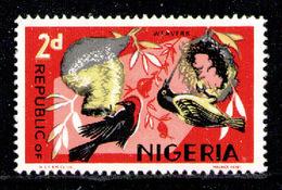 NIGERIA 1965 - From Set MNH (perf. 13.5 X 14) - Nigeria (1961-...)