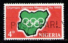 NIGERIA 1968 - From Set Used - Nigeria (1961-...)