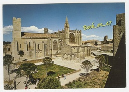 {37198} 11 Aude Carcassonne , Basilique Saint Nazaire ; Animée - Carcassonne